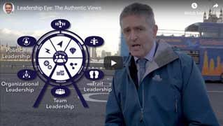 The Authentic Views….to help you see the whole leadership landscape.